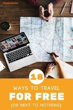 The ultimate guide to traveling the world for free or next to nothing! Extreme budget travel tips that can be applied anywhere (even Europe and the USA!). | Blog by Travel Dudes: Community for Travelers, by Travelers!