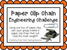 Paper plate STEM challege