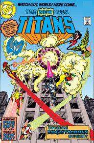 TEEN TITANS: A CELEBRATON OF 50 YEARS | DC Comics