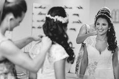 Tulle - Acessórios para noivas e festa. Arranjos, Casquetes, Tiara | ♥ Marina Galvão