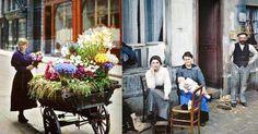 Rare Color Photos Reveal Life In Paris In 1914