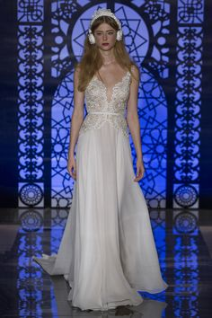 Reem Acra - Bridal Collection - Look 9 – Amelie