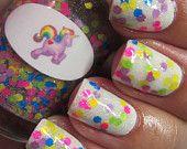 Unicorn Nail Polish