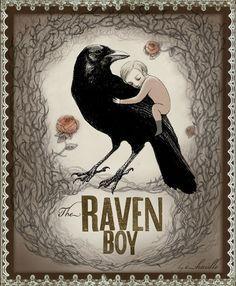 elizabeth haidle, the raven boy