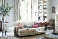 Tom Delavan's living room
