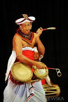 Dancer in Kandy - Sri Lanka #VisitSriLanka