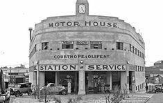 Body Works, It Works, Vintage Gas Pumps, Vintage Auto, Scarborough Beach, Old Garage, Perth Western Australia, Go Car, Old Gas Stations