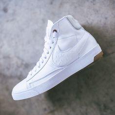Nike Blazer Hi PRM: White
