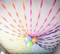 más y más manualidades: Como decorar usando tiras de papel creppé