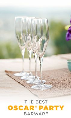 The perfect Oscar party starts with a great bar. It's a good time to add something new, like these beautiful champagne flutes, to the mix. Set out an assortment of drink, mixer and garnish options to create a buffet bar accessible to your guests where they feel comfortable helping themselves and mixing their own cocktails. Build your bar at Kohl's and raise a glass to #AllTheGoodStuff. Drink Mixer, Cheese Platters, Champagne Flutes, Oscar Party, The Gathering, Copywriting, Alcoholic Drinks, Beverages, Cocktails