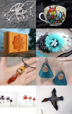 Gorgeous Autumn collection by Mokami on Etsy--Pinned with TreasuryPin.com