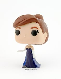 Anastasia Custom Funko Pop by FandomAndFelt on Etsy Figurine Disney, Pop Figurine, Custom Funko Pop, Funko Pop Vinyl, Pop Custom, Funko Pop Figures, Pop Vinyl Figures, Anastasia Musical, Anastasia Movie