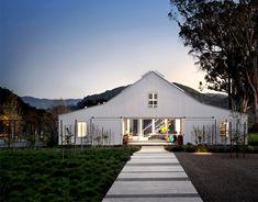 Architecure Modern Farm in Petaluma