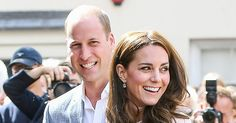 Prince William told a woman during his visit to Cornwall with Duchess Kate Middleton on Thursday, September 1, that he thought his mother, the late Princess Diana, 'was better looking' than him — read more