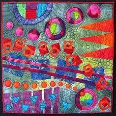 Jamie Fingal, quilt artist