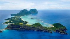 """Lee Abbamonte, who is the youngest person to travel to every country, says Lord Howe Island is """"paradise on Earth."""" Funnily enough, we agree."""