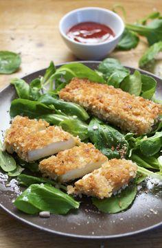 petits fromages 100 vegan aux noix à la fleur de sel