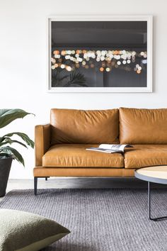 The Lennon sofa by Project 82 designed for us by Cameron Foggo for our Staple&Co collection.  #masculineinteriors #tanleather #tanleathersofa #tanleathercouch #tanleatherlounge #moodyinteriors #brownleathercouch #brownleather #designerfurniture #mancave  #minimal #loungeroom #interiordesign  #tanleather #leathercouch #leathersofa #loungeroom #livingroom  #corporateinteriors #commercialinteriors #leathersofalivingroom #livingroom #leatheraccessories #armadillo&Co #modernfurniture