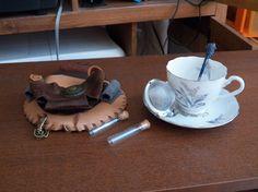 Adventure's/Traveler's Tea Kit by Magnoliankitty on Etsy