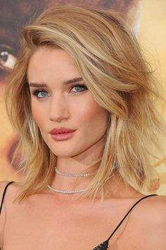 Pin for Later: 19 Times We Desperately Wanted Rosie Huntington-Whiteley's Perfect Hair