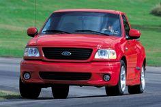 6 Bizarre Pickup Trucks America Should Never Forget Sport Truck, Tow Truck, Ford Trucks, Pickup Trucks, Ford Lightning, Ford Svt, Chevrolet Ss, Spotlight, Planes