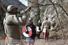 Reenactors 13th century - Italy