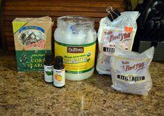 Easy homemade deodorant that works - The Crunchy Moose: Homemade Deodorant