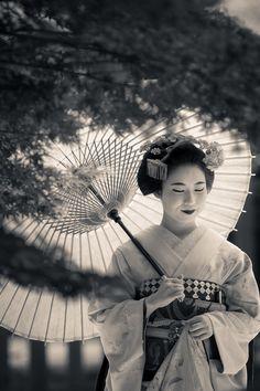 2017 舞妓 祇園甲部 豆純さん 上賀茂神社にて 2017 maiko, Gion Kobu, Mamesumi at Kamigamo Shrine