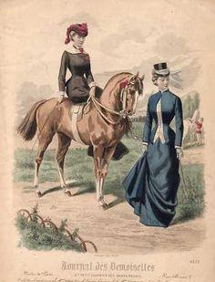 1880 Journal des Demoiselles