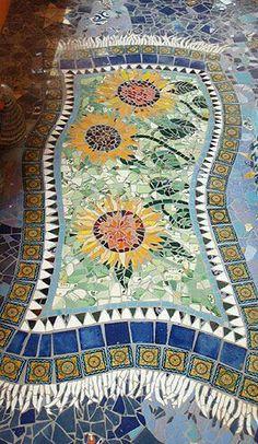 Rug mosaic