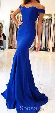 Evening Dresses Blue, Prom Dresses Simple, Prom Dresses Mermaid, Evening Dresses For Cheap, Prom Dresses Long Prom Dresses Long Royal Blue Prom Dresses, Prom Dresses Online, Mermaid Prom Dresses, Cheap Prom Dresses, Dance Dresses, Sexy Dresses, Party Dresses, Dress Prom, Prom Gowns