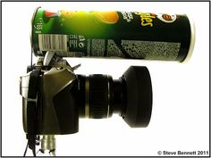 diy flash extender for macro photography