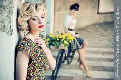 Love the vintage look! <3