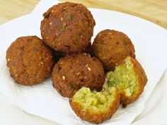 Pakistani Falafel Recipe
