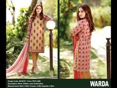 Sifona Premier Embroidered Lawn Collection 2017 for women