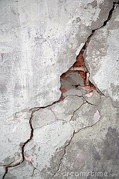 Crack on a wall stock image. Image of texture, broken - 5196995 Art Grunge, Cracked Wall, Cracked Paint, Laser Tag, Wall Drawing, Kintsugi, Wabi Sabi, Textures Patterns, Oeuvre D'art