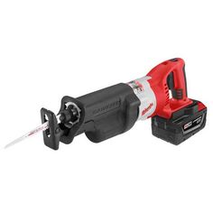 0719-22 Milwaukee V28 Sawzall Kit:  The Milwaukee 0719 Cordless M28™ Sawzall® Reciprocating Saw uses a high powered Milwaukee built motor to deliver faster cutting and performance. (Click the image to see our lower than manufacture price)