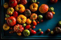 Francesco Tonelli Photography - #tomatoes #foodphotography