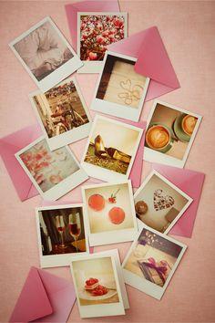 Polaroid Cards (20) from BHLDN