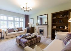 St David's Meadow in Colwinston is built by Redrow Homes Living Room Lounge, Living Room Grey, Formal Living Rooms, Living Room Modern, Home Living Room, Interior Design Living Room, Living Room Decor, Living Spaces, Style At Home