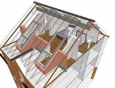 Velux cabrio p 4 zolder verbouwen pinterest attic for How much does it cost to build a dormer window