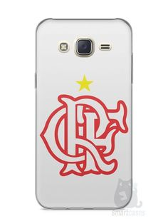 Capa Capinha Samsung J7 Time Flamengo #9 - SmartCases - Acessórios para celulares e tablets :)