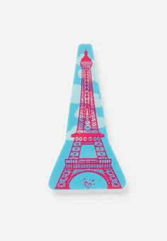 Jumbo Eiffel Tower Eraser (original price, $2.90) available at #Justice