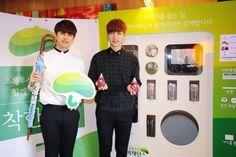 VIXX's Ken and Hyuk Volunteer in Charity Helping Infants