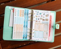 Fall and Winter Kit for Filofax Personal or Kikki.k Medium Planners : Washis, Hemiboxes, Eventobxes, Decoratives with Owls and Hedgehogs Watercolor Stickers, Kikki K, Erin Condren Life Planner, Kit, Hedgehogs, Filofax, Happy Planner, Owls, Planners