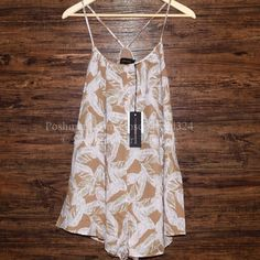 """ETERNAL SUNSHINE CREATIONS Romper Pastel Jumpsuit Size M/L.  New With Tags. $129 Retail + Tax.   Color: """"Copper & Pink""""   Shapeless cotton printed romper.  Racer back style. Fully lined.   Measurements for M/L (garment flat): Underarm to Underarm: 17.6""""  Waist: 26.2"""" Hips: 28"""" Inseam: 2""""  Leg Opening: 18"""" Length: 31""""    ❗️ Please - no trades, PP, holds, or Modeling.   ✔️ Reasonable offers considered when submitted using the blue """"offer"""" button.    Bundle 2+ items for a 20% discount!    Stop…"""