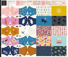 Making 10, Mask Making, Lining Fabric, Cotton Fabric, Thing 1, Panel Quilts, Modern Fabric, Coordinating Fabrics, Fabric Panels