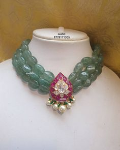 Antique Jewellery Designs, Beaded Jewelry Designs, Jewelry Design Earrings, Bead Jewellery, Wire Jewelry, Antique Jewelry, Jewelry Bracelets, Jewelry Accessories, Pearl Necklace Designs