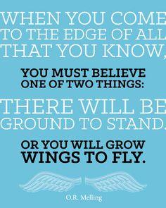 Wings to Fly #quote #quotes #quoteoftheday #inspiration #inspiring #inspirational #words #wisdom #wordsofwisdom #motivation #motivating #motivational #wings #wingstofly #faith #love #faithful #faithfulness #journey  (http://trinadlambert.com)