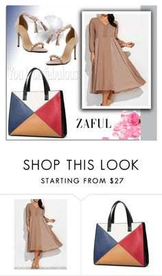 """ZAFUL 15"" by melissa995 ❤ liked on Polyvore"